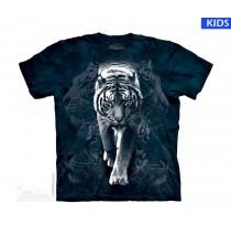 White Tiger Stalk Child T Shirt (4 pcs)