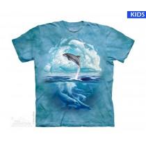 Dolphin Sky Child T Shirt (3 pcs)