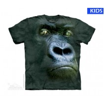 Silverback Portrait Child T Shirt (4 pcs)