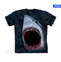 Shark Bite Child T Shirt (4 pcs)
