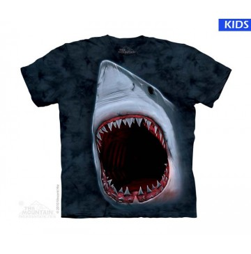 Shark Bite Child T Shirt (4 pcs)
