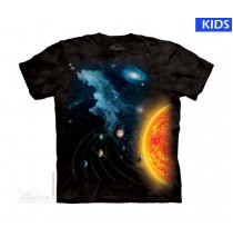Solar System Child T Shirt (4 pcs)