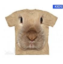 Bunny Face Child T Shirt (4 pcs)