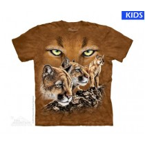 Find 10 Cougars Child T Shirt (4 pcs)