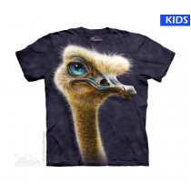 Ostrich Totem Child T Shirt (4 pcs)