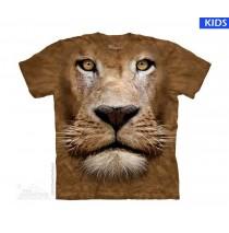 Lion Face Child T Shirt (4 pcs)
