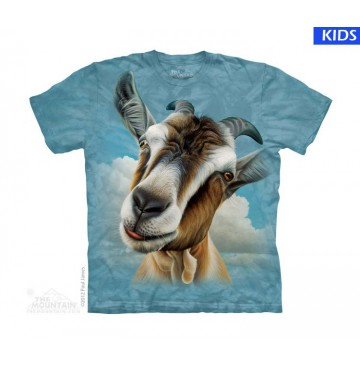 Goat Head Child T Shirt (3 pcs)