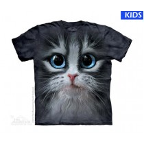 Cutie Pie Kitten Child T Shirt (4 pcs)