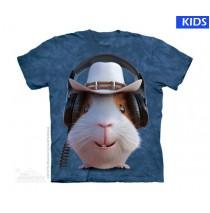 Guinea Pig Cowboy T Shirt (4 pcs)