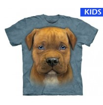 Pit Bull Puppy Child T Shirt (4 pcs)