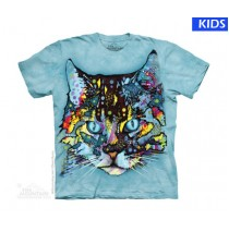 Hypno Cat Child T Shirt (4 pcs)