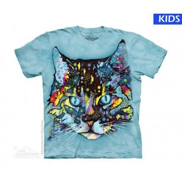 Hypno Cat Child T Shirt (4 pcs)