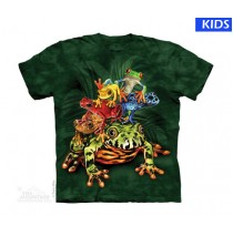 Frog Pile Child T Shirt (4 pcs)