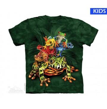 Frog Pile Child T Shirt (4 pcs)