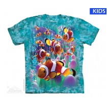 Clownfish Aquatic Child T Shirt (4 pcs)