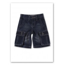 Boys denim bermuda 92-116 (5 pcs)