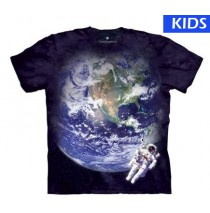Astro Earth Child T Shirt (4 pcs)