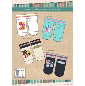 Baby Socks giftbox baby Boys and Girls (8 pair)
