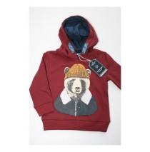 Artisan sweatshirt Combo 2 burgundy (4 pcs)