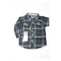 Baby blouse sagebrush green (4 pcs)