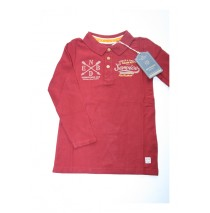 Deals - Artisan polo Combo 3 burgundy (4 pcs)