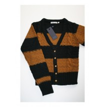 Allegory cardigan bronze brown (4 pcs)