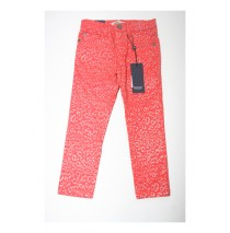 Small girls pant spiced coral (4 pcs)