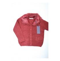 Artisan cardigan Combo 3 burgundy (4 pcs)