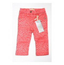 Deals - Baby Girls pant Combo 2 spiced coral (4 pcs)