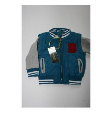 Deals - Offbeat jacket Combo 3 sapphire blue (4 pcs)
