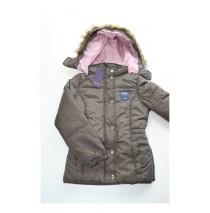 Deals - Quietude jacket brown 128 + 152 (2 pcs)