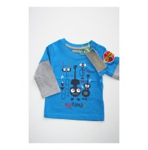 Rapture shirt brilliant blue (4 pcs)