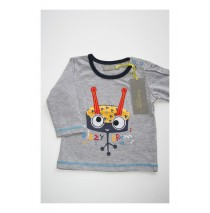Rapture shirt grey melange (4 pcs)