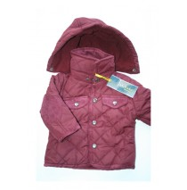 Quietude baby jacket chocolate truffel (4 pcs)