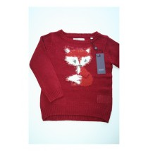 Sentiment pullover wine red (4 pcs)