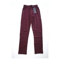 Basic legging red porto 128-164 (4 pcs)