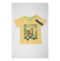 133001 Encounter baby boys shirt combo 2 lemon drop (4 pcs)