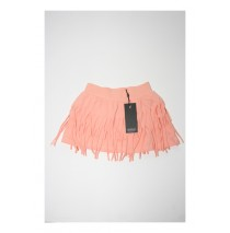 130561 Encounter small girls skirt combo 2 peach (6 pcs)