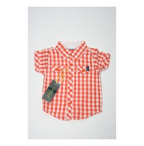 130631 Encounter baby boys shirt combo 2 camelia (4 pcs)