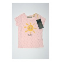 131055 Baby girls shirt combo 2 pink dogwood (4 pcs)