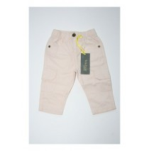 Baby boys pant  combo 2 light beige (4 pcs)