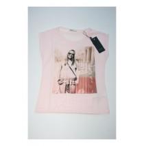 Pauze teen girls shirt combo 2 rosewater (6 pcs)
