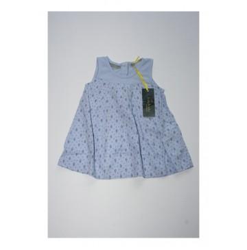 Baby girls dress heather (4 pcs)