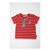 Riviera baby boys shirt combo 2 racing red (4 pcs)
