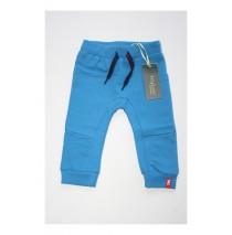 131639 Baby boys jogging pant combo 3 french blue (4 pcs)