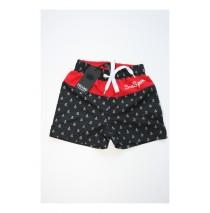 Riviera small boys swimwear Combo 2 racing red (5 pcs)
