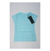132370 Pauze small girls shirt combo 2 blue glow (6 pcs)