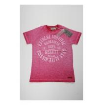 133263 Edgelands teen boys shirt Combo 2 claret red (6 pcs)