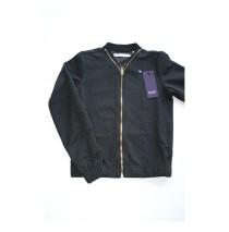 Deals - Sentiment cardigan sweat black (4 pcs)