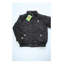 Small girls jacket dark brown (5 pcs)